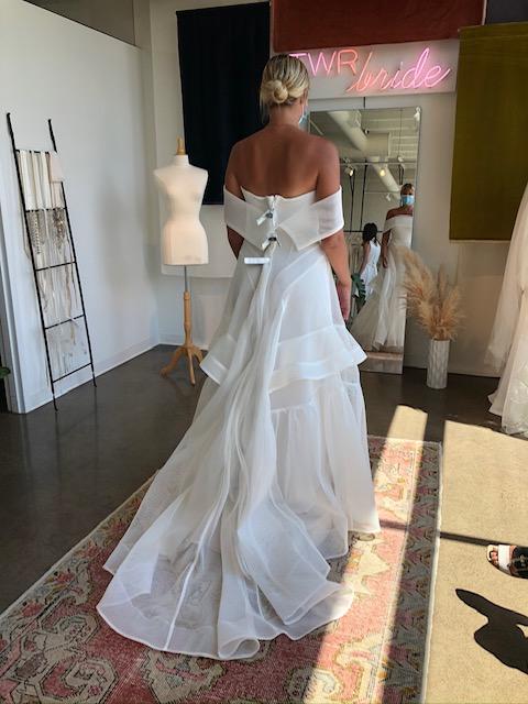 How I Chose my Wedding Dress💍
